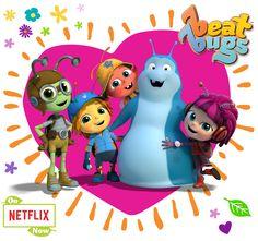 Beat Bugs - Old School Meets New School for Kids on Netflix   Coupon Mamacita
