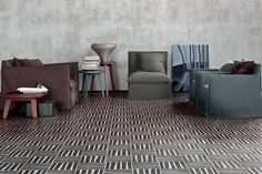 Bisazza: Cement Tiles