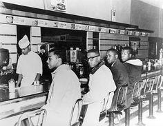 Greensboro Sit-ins by Black History Album, via Flickr