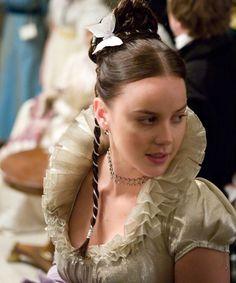 Fanny Brawne en la película Brigth star (vida del poeta Jhon keats)