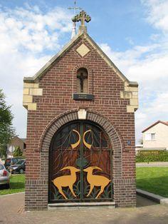 St. Hubertuskapel, Groot Haasdal, Zuid-Limburg.