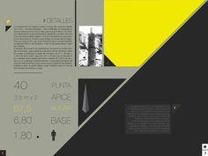 Obelisco: Icono de Buenos Aires / Interactive Book by Martín Liveratore, via Behance