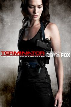 Sarah Connor Chronicles - still wish I knew what would have happened in Season 3!