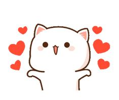Firza naz😍😜 Cute Love Pictures, Cute Love Gif, Cute Love Memes, Cute Cat Gif, Cute Cartoon Pictures, Cute Couple Cartoon, Cute Love Cartoons, Cute Bear Drawings, Cute Kawaii Drawings