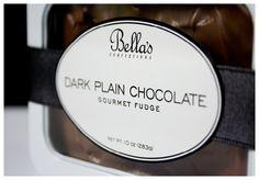fudge packaging