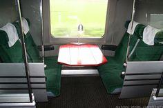 座席探訪 787系「つばめ」
