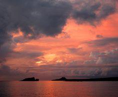Galapagos Sunset