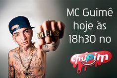 MC Guimê no Chupim - http://metropolitanafm.uol.com.br/novidades/mc-guime-chupim
