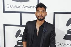 """Miguel  -  Featured GRAMMY Artist - With influences such as Prince, Queen, Lenny Kravitz, and Kanye West, Miguel's voice has been described by Billboard magazine as reflecting """"the sweetness of Babyface and the passion of R. Kelly."""" The Southern California native signed a recording contract with Jive Records in 2007 and helped pen songs for artists such as GRAMMY winner Usher before releasing his debut album, All I Want Is You, in 2010. That same year he received his first career GRAMMY ..."""