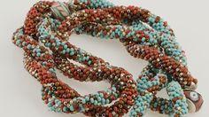Deborah Wyscarver's Bead Crochet Jewelry Designs