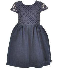 Carter's Baby Girls' Slub Jersey Dress (Baby) - Navy - 18 Months Carter's http://www.amazon.com/dp/B00ME12IM6/ref=cm_sw_r_pi_dp_VjQwub0YQRFQR