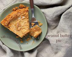 With a Ritz Cracker crust. You've been warned. Butter Crust, Peanut Butter Filling, Butter Pie, Creamy Peanut Butter, Peanut Butter Cookies, Round Cake Pans, Round Cakes, Ritz Crackers, Food 52