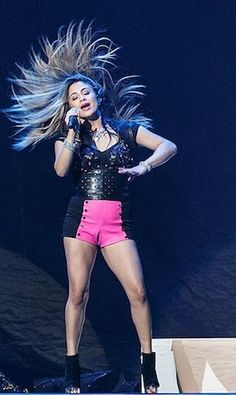 Ally Brooke Hermandez of Fifth Harmony