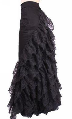 Phaze Clothing :: Burge Flared Skirt