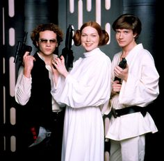 Star Wars References on TV: Danny Masterson, Laura Prepon, Topher Grace
