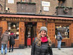 Los Free Walking Tour son una de las mejores formas de recorrer una ciudad. Aprovechamos nuestra visita en Madrid para hacerlo y te lo contamos acá!