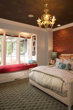 For living room & Miles' room -  30 Inspirational Ideas for Cozy Window Seat