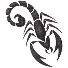 Novelty gag toys temporary tattoos on pinterest for Simple scorpion tattoo