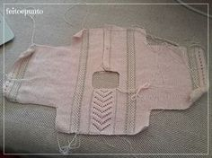 Creative Contents about DIY & Crafts, Knitting, Hairstyles, Beauty and more - Diy Crafts Cmo Se Hace El Faldn De Plumeti Y P 549228117041375789 Pi. Baby Knitting Patterns, Knitting For Kids, Knitting Stitches, Knitted Baby Cardigan, Knit Baby Sweaters, Knitted Baby Clothes, Crochet Baby, Knit Crochet, Baby Jessica