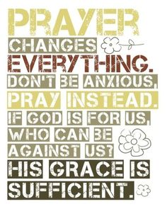 And if our God is for us, then what could ever stop us?  -Chris Tomlin. Visit http://www.pinterest.com/debeloh for more!