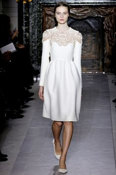 Valentino Spring 2013 Couture - Review - Fashion Week - Runway, Fashion Shows and Collections - Vogue - Vogue