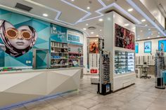 3335fc2328c Vision Works Optometry by Creative Shop Retail Shopfitting Midrand South  Africa Optical Shop
