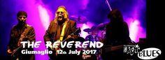 The Rev, Blues, Magic, Concert, Recital, Concerts