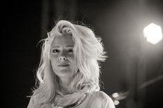 Greek Singer Natassa Bofiliou