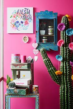 Primark primavera/verão 2016 Artigos para casa Fiesta mexicana