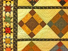 Come Quilt (Sue Garman): Three... Two... One... and a Half....