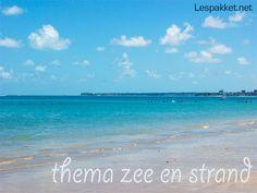 thema zee en strand - Lespakket
