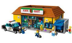 Lego Kwik-E-Mart - Simpsons