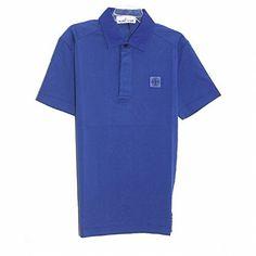 (ストーンアイランド) STONE ISLAND 601523565 V0022 半袖 ポロシャツ Tシャツ ブルー (並行輸入品) RICHJUNE (M) STONE ISLAND(ストーンアイランド) http://www.amazon.co.jp/dp/B01414ZMTY/ref=cm_sw_r_pi_dp_O9G3vb0F0G7CR