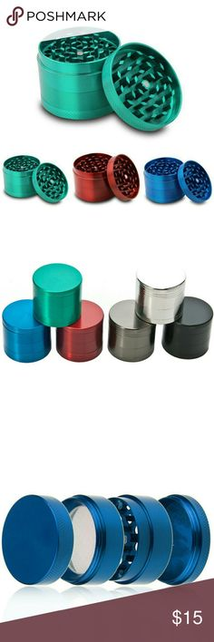 Herb Grinder 4 Layers Herb Grinder 2.2inch diameter For Herb, spice, tobacco Other