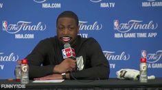 Honest Press Conference: Game 1 2014 NBA Finals