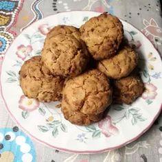 Μπισκότα Μήλου soft χωρίς ζάχαρη!!! συνταγή από τον/την ευα - Cookpad Cookies, Desserts, Food, Crack Crackers, Tailgate Desserts, Deserts, Biscuits, Essen, Postres