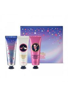 Colorful Scent Perfumed Hand cream Universe 3pcs set