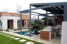 Would be a nice backyard oasis