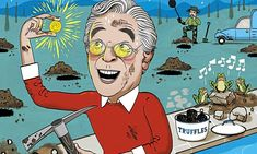 PETER MAYLE'S idyllic tales from the south of France