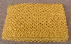 Vi piace il lavoro a maglia? Scoprite come fare il punto mimosa per la festa della donna!