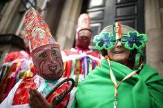 St. Patrick's Day in London 2015