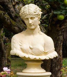 Isis Goddess bust