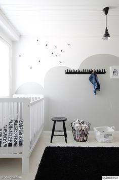 Chalkboard paint in the kids room. koti в 2019 г.
