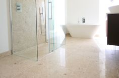 experts in import & retail of natural stone flooring. Browse our range of limestone tiles, porcelain and marble. Order your free stone tile samples Limestone Flooring, Natural Stone Flooring, Bathroom Renos, Master Bathroom, Bathrooms, Marble Porcelain Tile, Stone Tiles, Bathroom Inspiration, Tile Floor