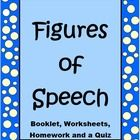 This 20 page Figures of Speech unit has everything you need to teach idioms, metaphors, similes, hyperboles and personification.The worksheets incl...