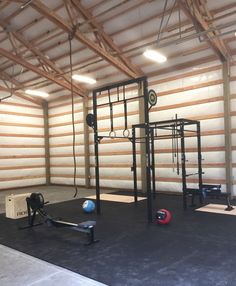 Best garage gym equipment packages home workout gym