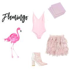Flamingo - DIY Halloween Costume