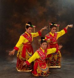Traditional Topeng Dance From Betawi/Jakarta, Indonesia