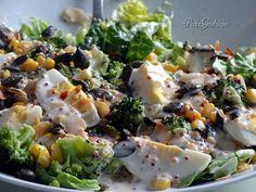 Salad Recipes, Cake Recipes, Healthy Recipes, Coleslaw, Potato Salad, Grilling, Food And Drink, Menu, Tasty