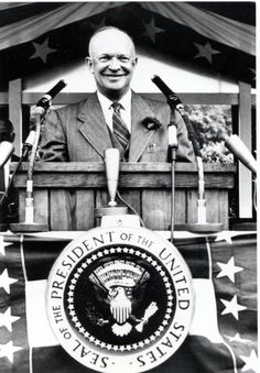President Dwight D. Eisenhower The last legally elected republican president. American Presidents, American History, Presidents Usa, Dwight Eisenhower, Republican Presidents, Executive Branch, Head Of State, Political Figures, Our President